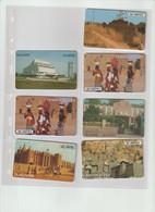 Mali; 7 Cartes. Thèmes Divers - Mali