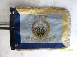 """A Identifier Fanion Armée Française """" 6eR.T 3e COMPAGNIE"""" (Indochine Algérie) - Bandiere"""