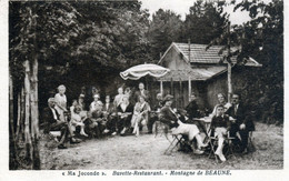 CPA - BEAUNE (21) - Montagne De Beaune - Ma Joconde - Beaune