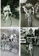 CYCLISME - WIELRENNEN - CICLISMO - 26 PHOTOS REPRODUCTION - EDDY MERCKX - Cycling