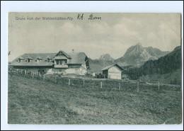 S2608/ Wahlenhütten Alb   Kanton Bern Schweiz AK 1923 - Ohne Zuordnung