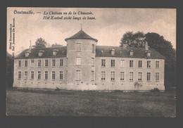 Oostmalle - Het Kasteel Zicht Langs De Baan - 1908 - Malle