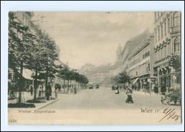 XX006812/ Wien Wiedner Hauptstr. AK 1905 - Ohne Zuordnung