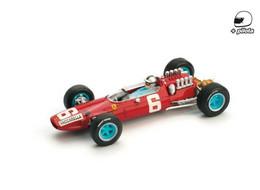 Ferrari 158 - Nino Vaccarella - 12th GP FI Italie 1965 #6 - Brumm + Pilot - Brumm