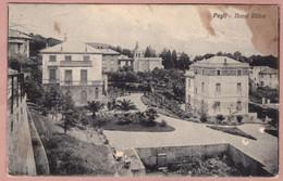 Cartolina Genova Pegli Nuovi Villini - Viaggiata - Genova (Genoa)