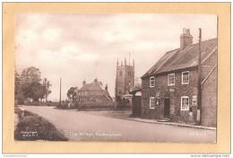 Raphael Tuck & Sons Ltd The Village & Post Office Beckingham Near Gainsborough Unused - Altri