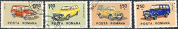 Roumanie 1983. ~ YT 3443/46 - Construction Automobiles - Usati