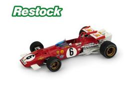Ferrari 312B - Ignazio Giunti - GP FI Italie 1970 #6 - Brumm - Brumm