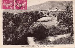 Sainte Anastasie - Le Pont Vieux - Other Municipalities
