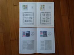 REPUBBLICA 1990/92 - Bollettini Ministeriali - Mondiali Calcio Italia '90 E Scoperta Dell'America + Spese Postali - Non Classés