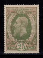 Belgique - Telegraphe YV 10 N* , Cote 100 Euros - Telegraph