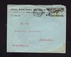 ITALIA - 1928 - Periodo Di Cura  SALSOMAGGIORE  TERME - Termalismo