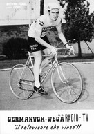 CYCLISME: CYCLISTE : PAUL IN'T'VEN  Signée - Cycling