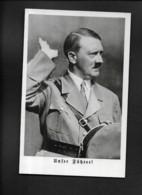 DR Hitler Portraitkarte Mit Hitlergruß SSt Berlin - Guerre 1939-45