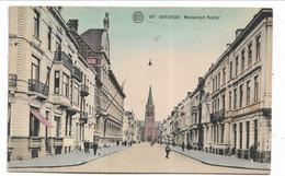 Oostende   Boulevard Rogier - Oostende