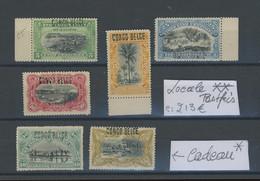 Surcharge Locale **. SANS Charnière. Postfris. Cote 213,-€. - 1894-1923 Mols: Nuevos