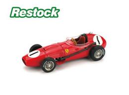 Ferrari D246 - Peter Collins - 1st GP FI G-B 1958 #1 - Brumm - Brumm