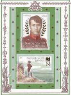 Feuillet  Napoléon 1er ** Année 2021 - Mint/Hinged
