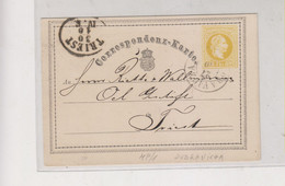 AUSTRIA,  Nice Postal Stationery - Brieven En Documenten
