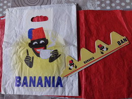 BANANIA COURONNE + SACHET BANANIA GALETTE 2014 - Altri