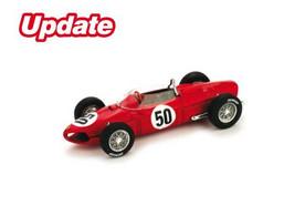 Ferrari Dino 156 FI - Giancarlo Baghetti - 1st GP FI France 1961 #50 - Brumm - Brumm