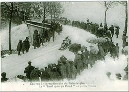 Thèmes. Sports. Repro. Bobsleighs 39.368.02 Sport En Hivers & Les Neiges D'antan & Raquettes Cret Des Neige - Wintersport