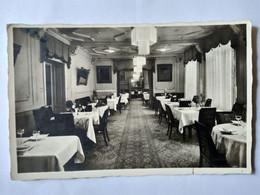 CPA  DRESDEN - Englischer Garten - Weinrestaurant I. Ranges - Ringstrasse 32 - TBE - Ohne Zuordnung