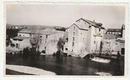 Millau - Le Tarn (vue Prise Du Pont Vers L' Aval) -  1.7.33 - Photo 6.5 X 11 Cm - Places