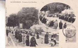 48-LA CANOURGUE PROCESSION DE LA FETE DIEU - Autres Communes