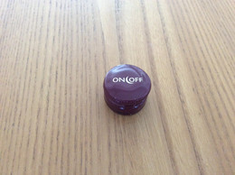 Capsule (bouchon) «ON(OFF» (Rhum) - Other