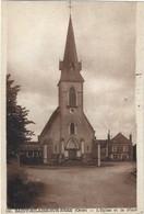 61     Saint  Hilaire Sur Erre  -  L'eglise Et La Place - Other Municipalities
