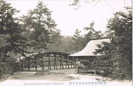 41517. Postal ITSUKUSHIMA SHRINE (Hiroshima) Japon.  Archer Bridge - Hiroshima
