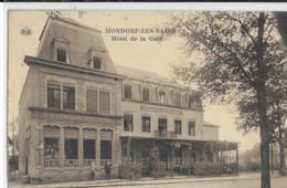 MONDORF LES BAINS HOTEL RSTAURANT DE LA GARE - Mondorf-les-Bains