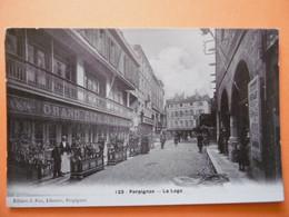 PERPIGNAN  ( 66 ) N° 123 LA LOGE            - Edit - J FAU - EMAIL - Perpignan