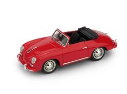 Porsche 356 Cabriolet - 1952 - Red - Brumm - Brumm
