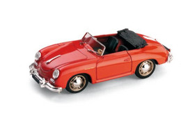 Porsche 356 Speedster Open - 1952 - Red - Brumm - Brumm