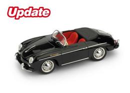 Porsche 356 Speedster Open - 1952 - Black - Brumm - Brumm