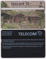 CHF65004 Switzerland Phonecard / Taxcard  - Landscape Stalden (Valais) - 10 CHF / Used - Landscapes