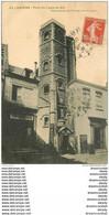 80 AMIENS. Tour Du Logis Du Roi 1909 Et Cinématographe - Amiens