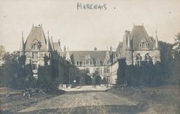 02) MARCHAIS : Carte-Photo Allemande - Château - 1.WK - WW1 - Weltkrieg - Andere Gemeenten