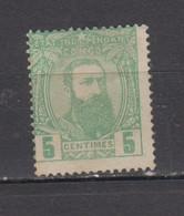 CONGO BELGE * YT N ° 6 - 1894-1923 Mols: Nuevos