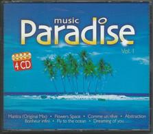 4 X CD+196-/- RELAXATION, SENSATION, ÉLÉVATION, MÉDITATION - TBE - VOIR IMAGE VERSO POUR LES TITRES - DETAIL SUR DEMANDE - New Age