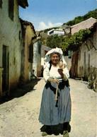 CORFOU  Une Paysanne - Greece