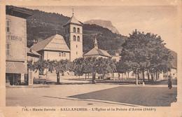 74-SALLANCHES-N°T2580-B/0003 - Sallanches