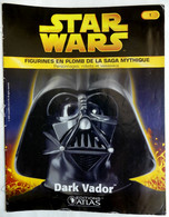 LIVRET EDITIONS ATLAS STAR WARS FIGURINES 2005 1 - DARK VADOR (2) - Episodio I