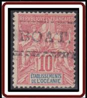 Océanie 1892-1912 - N° 15 (YT) N° 15 (AM) Oblitération Paquebot. - Usados