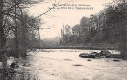 87-ROUTE DE FOLLES A CHABANNES-N°T2581-E/0393 - Andere Gemeenten