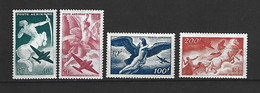 Timbre De France  P-a  Neuf **  N 16 / 19 - 1927-1959 Mint/hinged