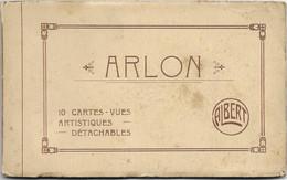 Arlon - Carnet De 8 Cartes # 8-21/29 - Arlon