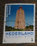 Nederland - NVPH - 3013-Ab-24- Vuurtorens - 2014 - Persoonlijke Gebruikt - Cancelled - Westkapelle - Sellos Privados